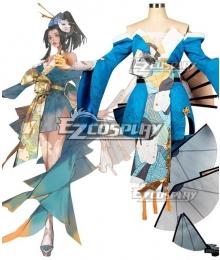 Honor of Kings KOF Mai Shiranui Cosplay Costume
