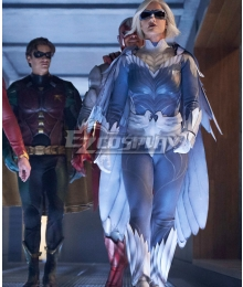 DC Titans season 2 Dawn Granger Dove Cosplay Costume