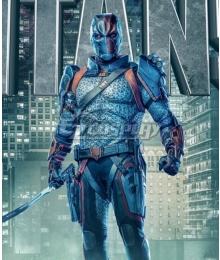 DC Titans season 2 Deathstroke Cosplay Costume