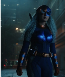 DC Titans season 2 Rose Wilson Ravager Cosplay Costume