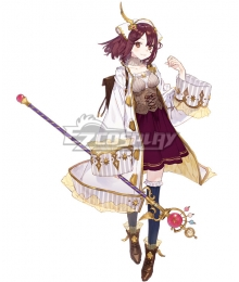Atelier Sophie: The Alchemist of the Mysterious Book Sophie Neuenmuller A19 Cosplay Costume