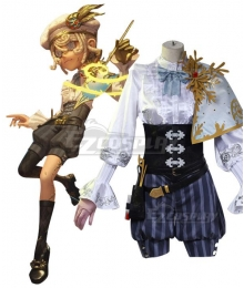 Identity V Painter Edgar Valden Golden Ratio Halloween Cosplay Costume