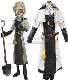 Identity V Grave Keeper Andrew Kreiss Choir Boy Halloween Cosplay Costume
