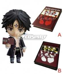 Hunter X Hunter Kulolo Lushilufel Chrollo Lucilfer Book Cosplay Accessory Prop