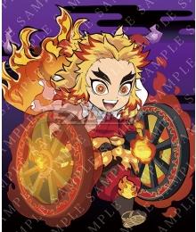 Demon Slayer: Kimetsu no Yaiba Happy Halloween 2020 Kyojuro Rengoku Cosplay Costume