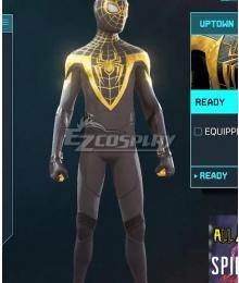 PS5 Marvel 2021 Spider-Man: Miles Morales Spider Uptown Pride Cosplay Costume
