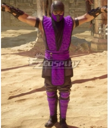 Mortal Kombat 11 Rain B Cosplay Costume