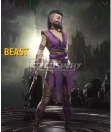 Mortal Kombat 11 Mileena C Cosplay Costume