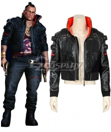Cyberpunk 2077 Jackie Welles Cosplay Costume Only Coat
