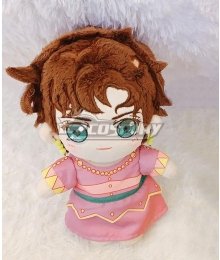 JoJo's Bizarre Adventure Female Joseph Joestar Tequila Girl Plush Doll Cosplay Accessory Prop