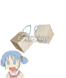Nichijou My Ordinary Life Mio Naganohara Headwear Cosplay Accessory Prop