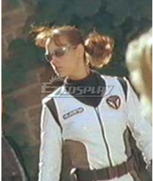 Time Force Jen Scotts Cosplay Costume
