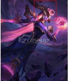 League of Legends LOL Dark Cosmic Lissandra Head Wear Accessory Prop
