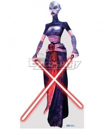 Star Wars: The Clone Wars  Asajj Ventress Cosplay Costume