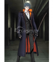Fate Grand Order Saber Stage1 Hajime Saito Cosplay Costume