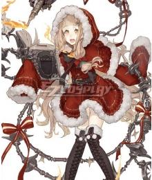 SINoALICE Little Red Riding Hood Christmas Cosplay Costume