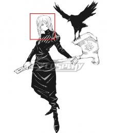 Jujutsu Kaisen Sorcery Fight Mei Mei Golden Cosplay Wig