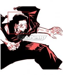 Jujutsu Kaisen Sorcery Fight Noritoshi Kamo Black Cosplay Wig