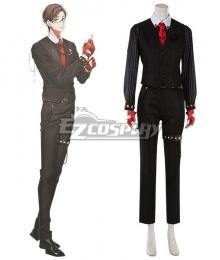 Hypnosis Mic Division Rap Battle Jyuto Iruma Cosplay Costume