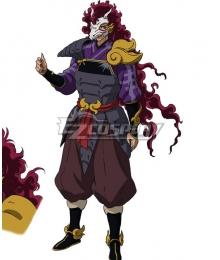 Inuyasha Yashahime : Princess Half-Demon Kirinmaru Cosplay Costume
