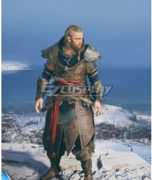 Assassin's Creed Valhalla Eivor B Cosplay Costume