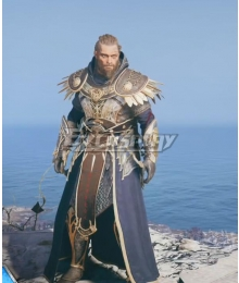 Assassin's Creed Valhalla Eivor D Cosplay Costume