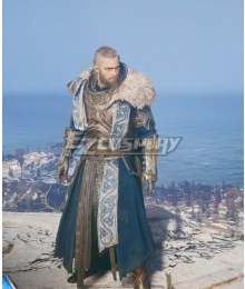 Assassin's Creed Valhalla Eivor F Cosplay Costume