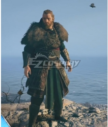 Assassin's Creed Valhalla Eivor J Cosplay Costume
