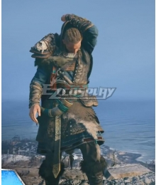 Assassin's Creed Valhalla Eivor K Cosplay Costume