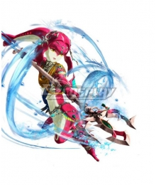 The Legend of Zelda Hyrule Warriors: Age of Calamity Mipha Cosplay Costume
