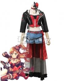 BanG Dream! Roselia Declaration of War Imai Lisa Cosplay Costume
