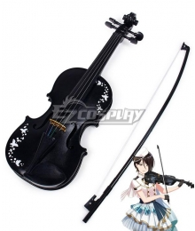 BanG Dream! Morfonica Yashio Rui Violin Cosplay Weapon Prop