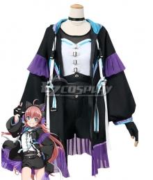 BanG Dream! RAS RAISE A SUILEN EXCITE PERFORMANCE CHU² ChuChu Tamade Chiyu Cosplay Costume