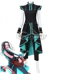 BanG Dream! RAS RAISE A SUILEN  EXPOSE Burn out!!! Wakana Rei Cosplay Costume