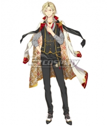Clock over ORQUESTA Sakurakoji Nika Cosplay Costume
