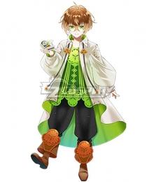 Clock over ORQUESTA Azusawa Mito Neverland Cosplay Costume
