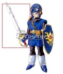 Dragon Quest II Hero Sword Cosplay Weapon Prop