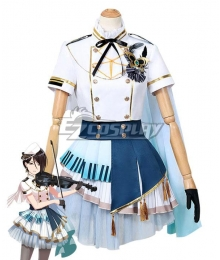 BanG Dream! Morfonica Yashio Rui Innocent Flap Cosplay Costume