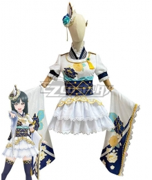 LoveLive! School Idol Festival PERFECT Dream Project Mifune Shioriko Cosplay Costume