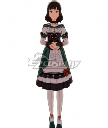 Genshin Impact Katheryne Cosplay Costume
