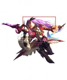 League of Legends LOL Battle Queen Katarina Pink Cosplay Wig