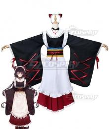 Virtual YouTuber Inui Toko Cosplay Costume