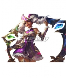 League of Legends LOL Battle Queen Qiyana Cosplay Costume