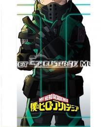 My Hero Academia Boku No Hero Akademia Izuku Midoriya Deku Winter Suit Cosplay Costume