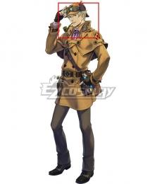 Ace Attorney Dai Gyakuten Saiban: Naruhodo Ryunosuke no Boken Sherlock Holmes Golden Cosplay Wig