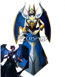 League Of Legends LOL Victorious Morgana Cosplay Costume