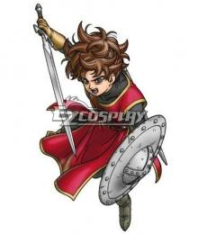 Dragon Quest Swords Hero Cosplay Costume