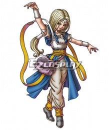 Dragon Quest VI Milly Cosplay Costume