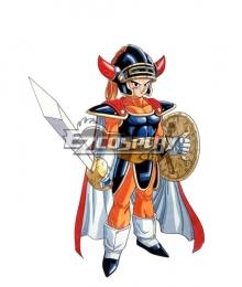 Dragon Quest I Hero Cosplay Costume