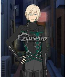 Ensemble Stars!!2 Eichi Tenshouin Spy Outfit Cosplay Costume